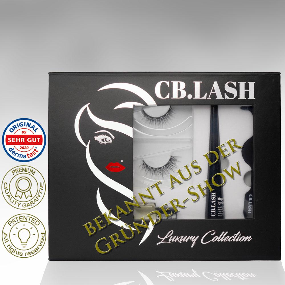 CB.LASH innovative Magnetwimpern
