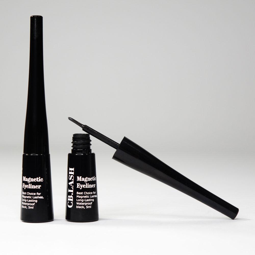 Wasserfester Magnet-Eyeliner mit Qualitätspinsel