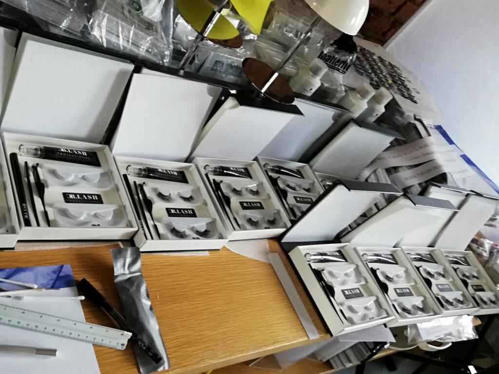 DHDL-Vorbereitung-Gründershow-Wimpernboxen